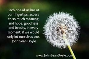 John Sean Doyle-Fingertips