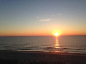 Sunrise - Carolina Beach